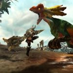 Graphiquement, le moteur 3D de Capcom est rôdé, mais on adorerait un Monster Hunter Next-Gen...