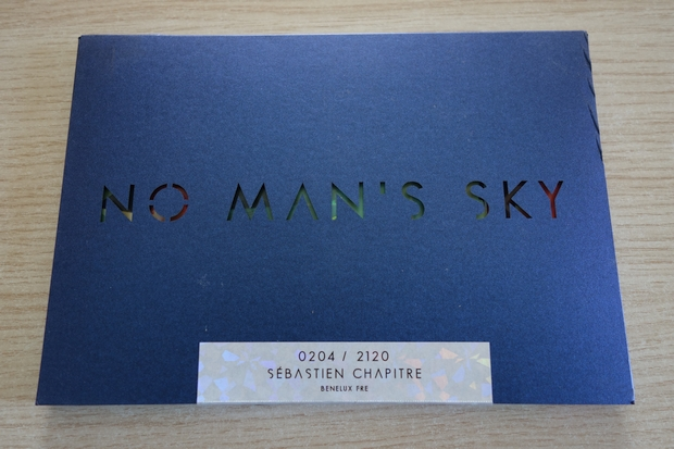 no man's sky press kit collector unboxing screen (1)