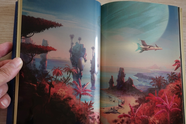 no man's sky press kit collector unboxing screen (11)