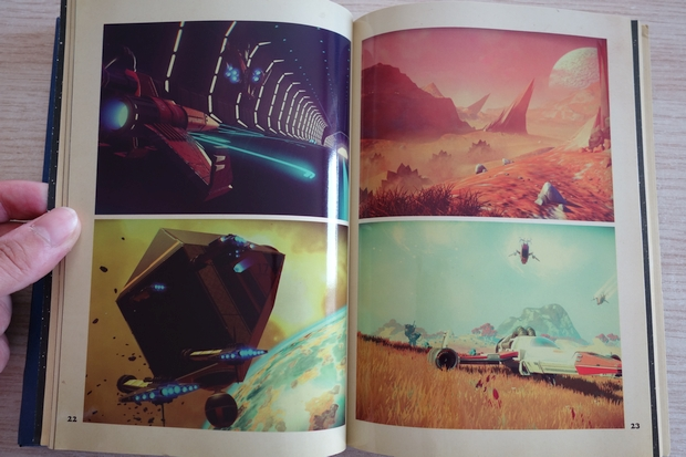 no man's sky press kit collector unboxing screen (12)