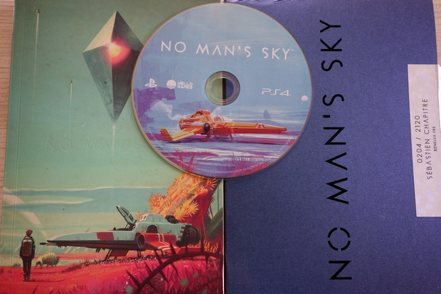 no man's sky press kit collector unboxing screen (18)