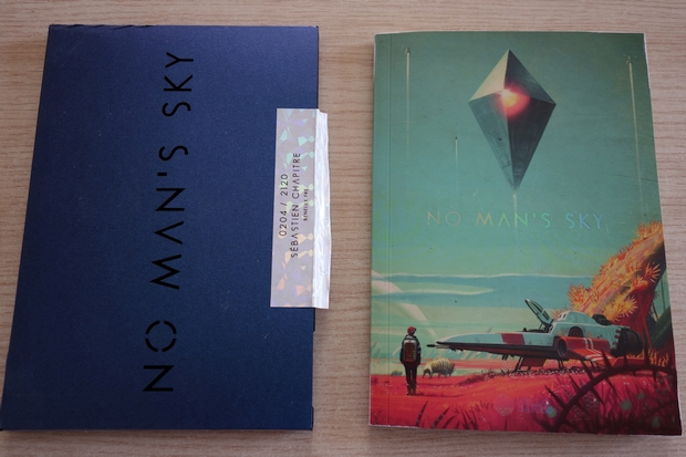 no man's sky press kit collector unboxing screen (3)