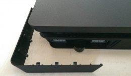 playstation 4 slim screen unboxing logo
