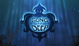 song of the deep test review screen logo