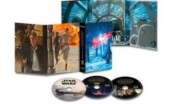 star wars le reveil de la force blu ray collector logo