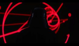 star wars rogue one new trailer dark vador logo