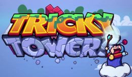 tricky towers test logo
