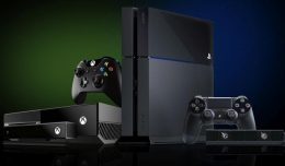 xbox one playstation 4 console war