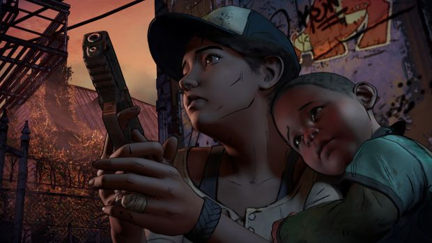 The Walking Dead 3 A new frontier screen (2)