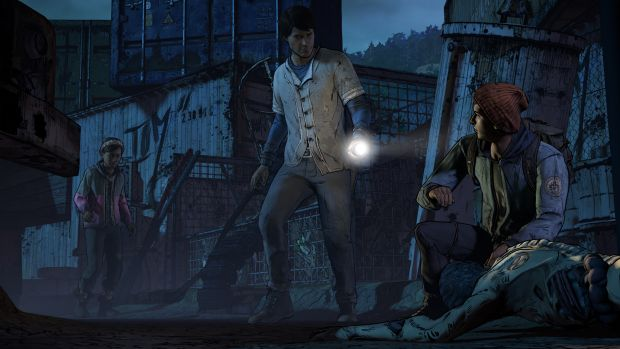 The Walking Dead 3 A new frontier screen (3)