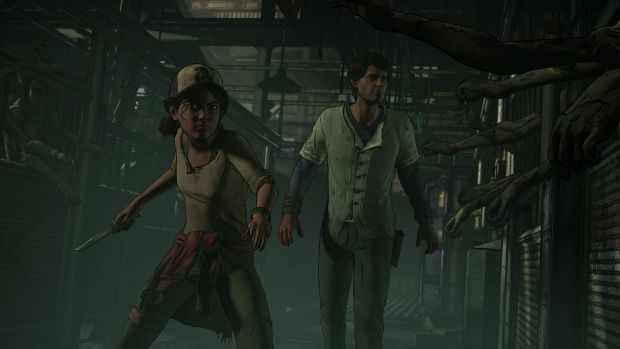 The Walking Dead 3 A new frontier screen (4)