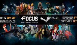 focus home steam week end