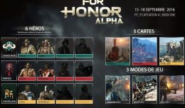 for honor closed alpha logo