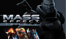 mass effect trilogy logo