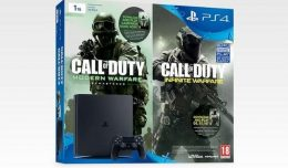 playstation 4 slim call of duty bundle