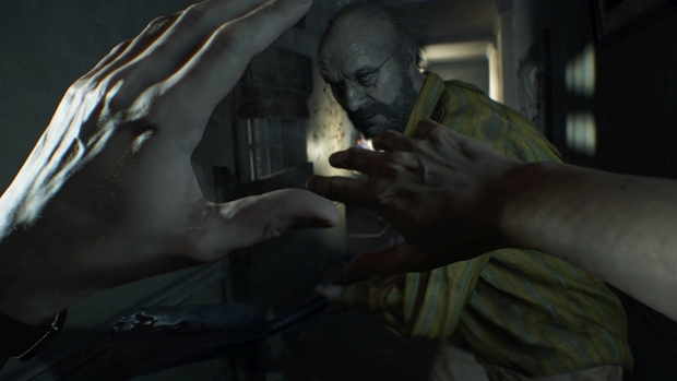 resident evil 7 the bakers screen 5
