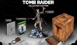rise of the tomb raider collector ps4