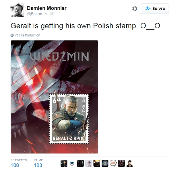 the witcher 3 timbre stamp