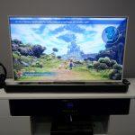 Télé géante, casque haut de gamme et pièce cosy pour... deux heures de bonheur !