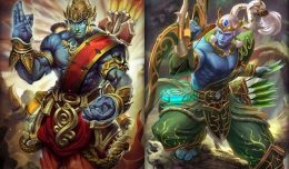 concours-smite-rama-natures-guardian-loot-giveaway