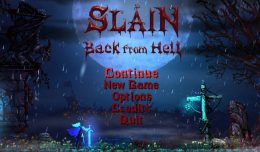 slain-back-from-hell-test-review-screen-logo