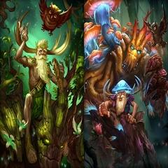 Gagnez le Gardien de la Nature Sylvanus et sa skin Deathcap!