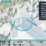 """""""Vous pouvez créer votre propre piste en sculptant la neige"""""""