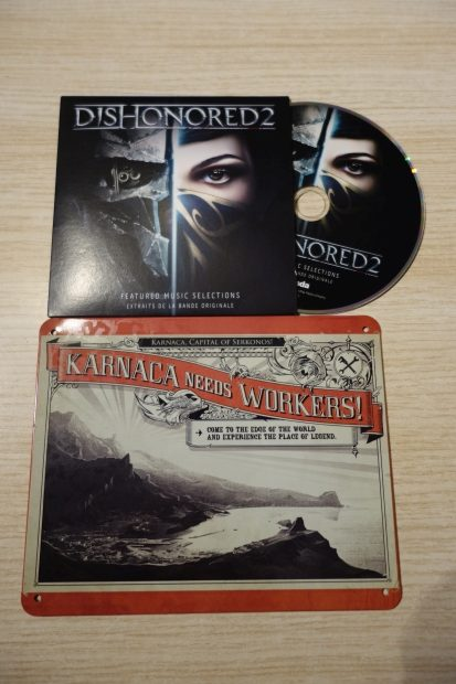 dishonored-2-kit-presse-press-kit-collector-deballage-unboxing-screen-5