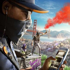 Gagnez Watch Dogs 2 sur PS4!