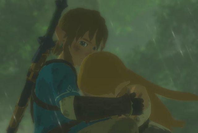 la - Link Et Zelda