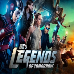 Gagnez des Blu-ray de la Saison 1 de DC's Legends of Tomorrow