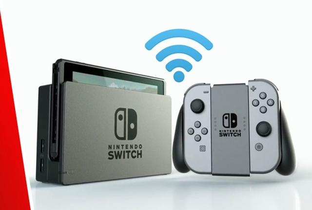 Nintendo Switch: les lags, freezes et chutes de fps? C'est à cause du Wi-Fi!