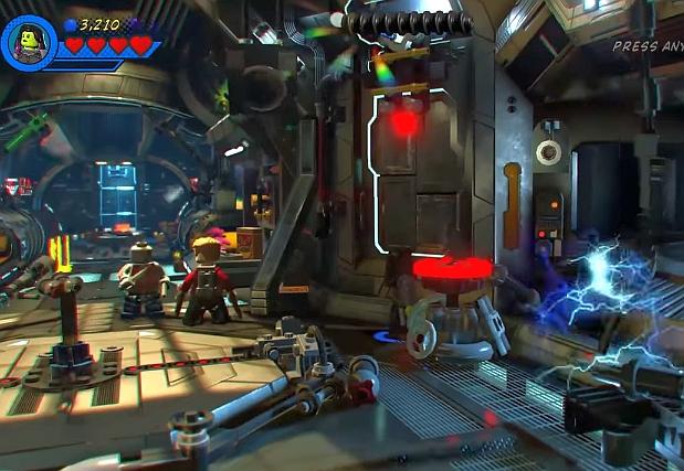 The Lego Ninjago Movie Lego Marvel Super Heroes 2 Notre