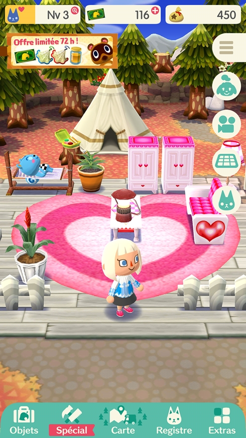 animal crossing pocket camp notre preview compl te n
