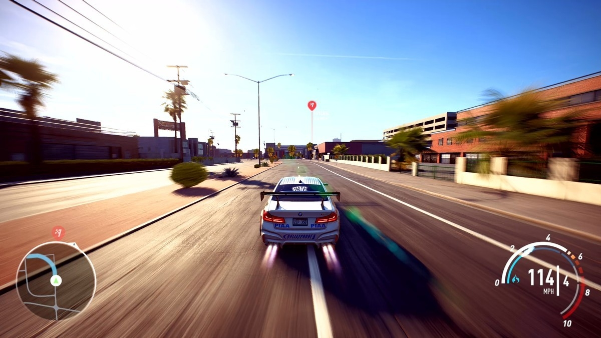 Need For Speed Payback Test