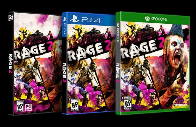Rage 2: FPS Open World par les devs de Mad Max. Assez pour inquiéter ...