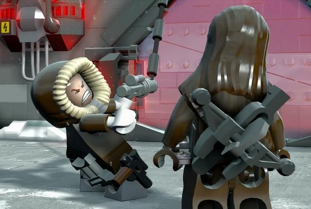 Lego star wars vii les personnages de l empire contre attaque d lirent en vid o n - Lego star wars personnage ...