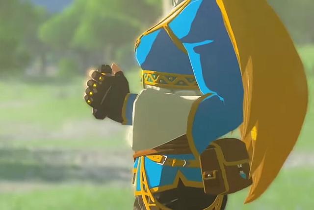 Zelda botw nintendo offre du gameplay et tease la - La princesse zelda ...